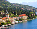 Italy Lake Garda Grand hotel Gardone